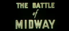 The Battle of Midway 1942 Short Documentary DVD - Henry Fonda